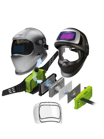 Welding Headshields & Consumables
